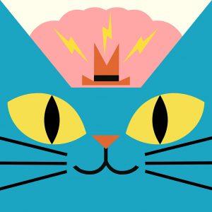 Astro Cat Galactic Genius