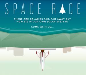 BBC Space Race