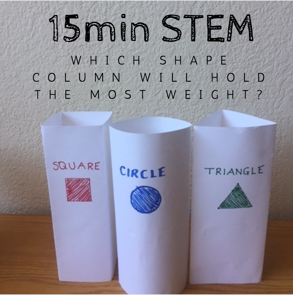15min STEM shape columns