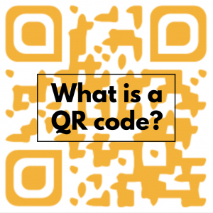 what is a QR code?