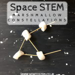 Marshmallow Constellations