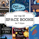 top 10 space books 7-11yrs