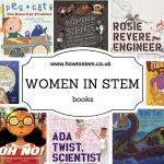 women in stem books
