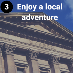 Enjoy a local adventure