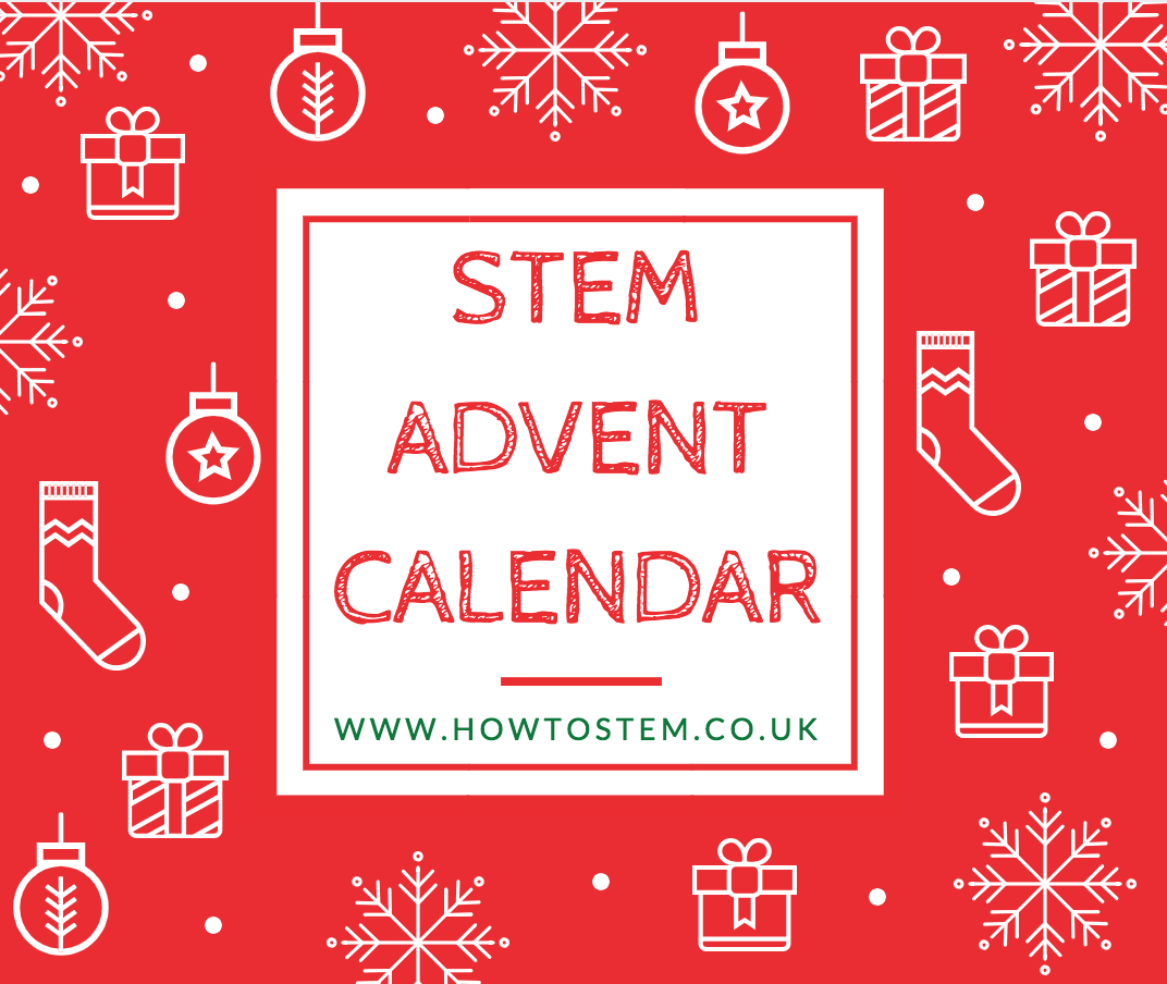 STEM advent calendar