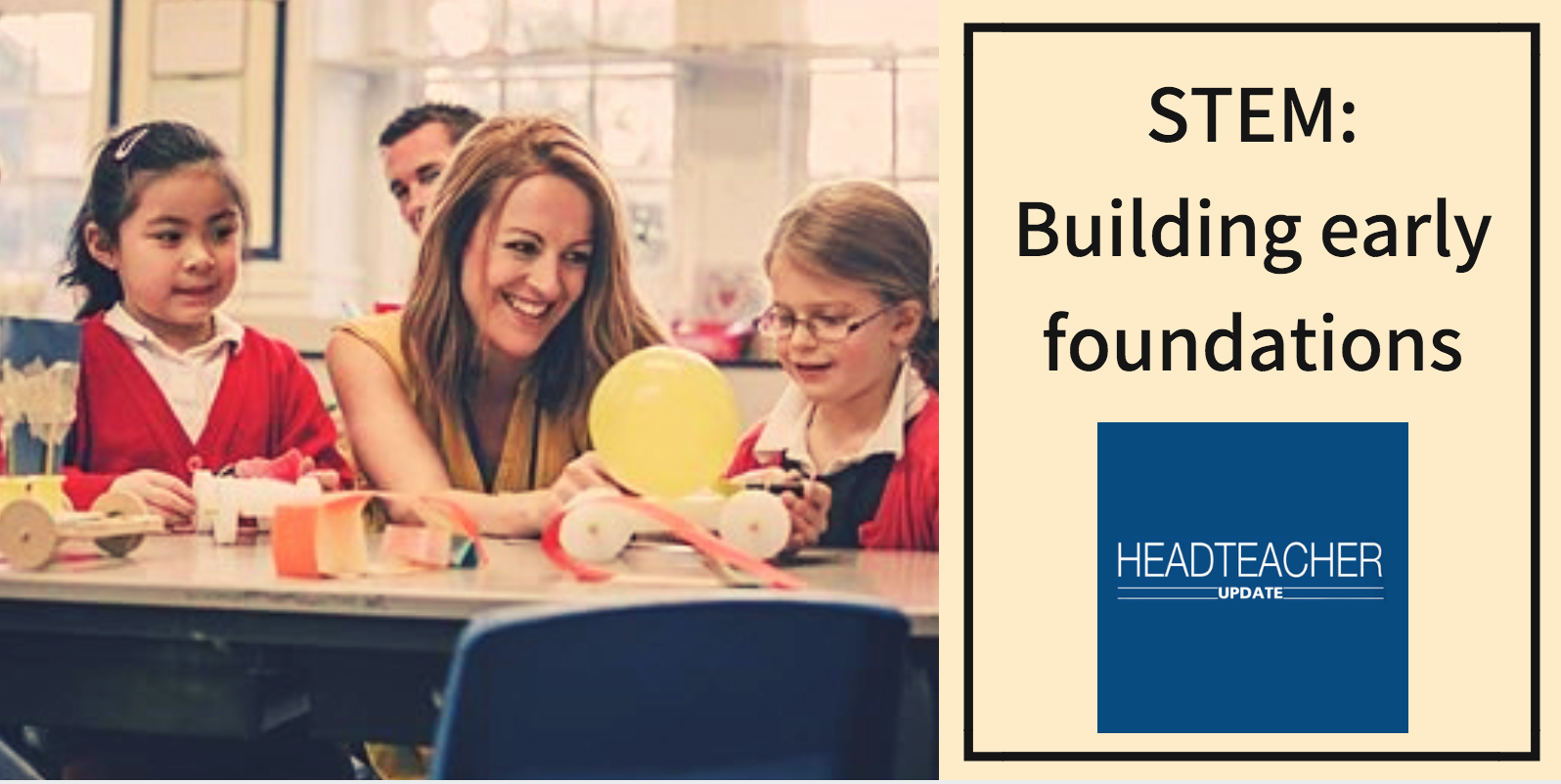 stem: building early foundations
