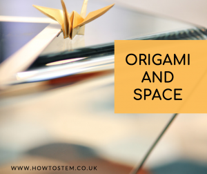 origami and space