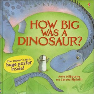 How Big Was A Dinosaur e1508264145385