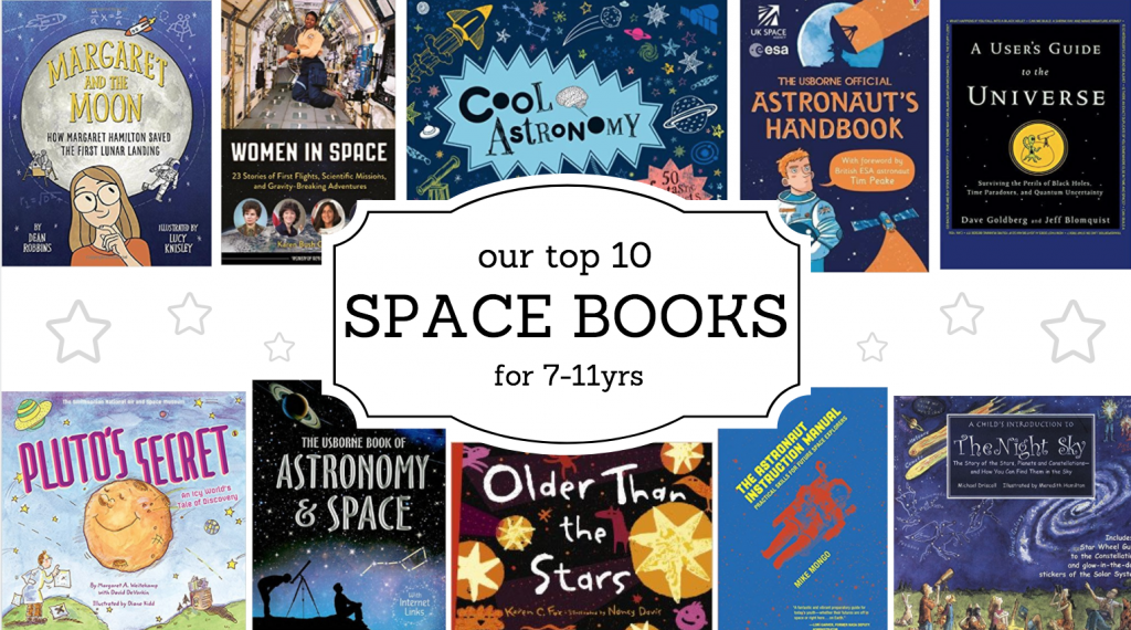 top 10 space books 7 11
