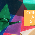 origami and stem