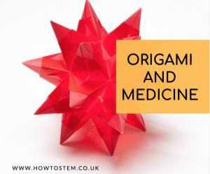 origami and medicine