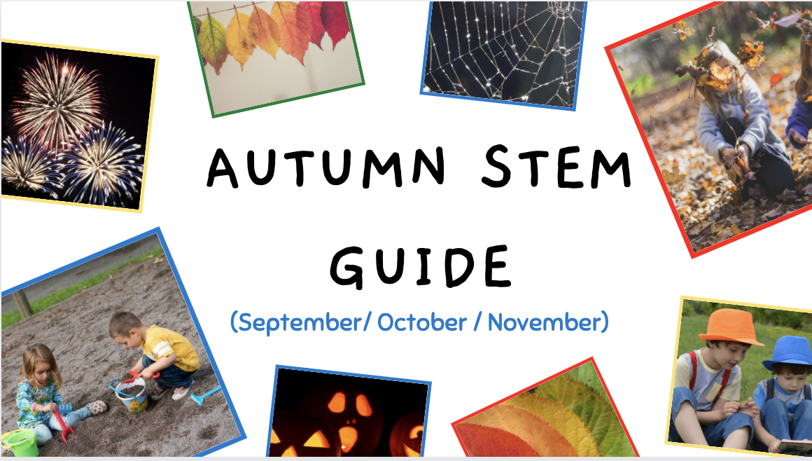 Autumn Stem Guide How To Stem